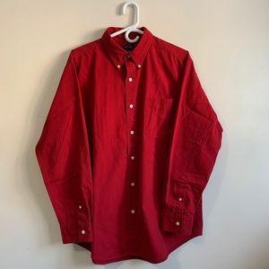 Chaps Long Sleeve Button Down Shirt